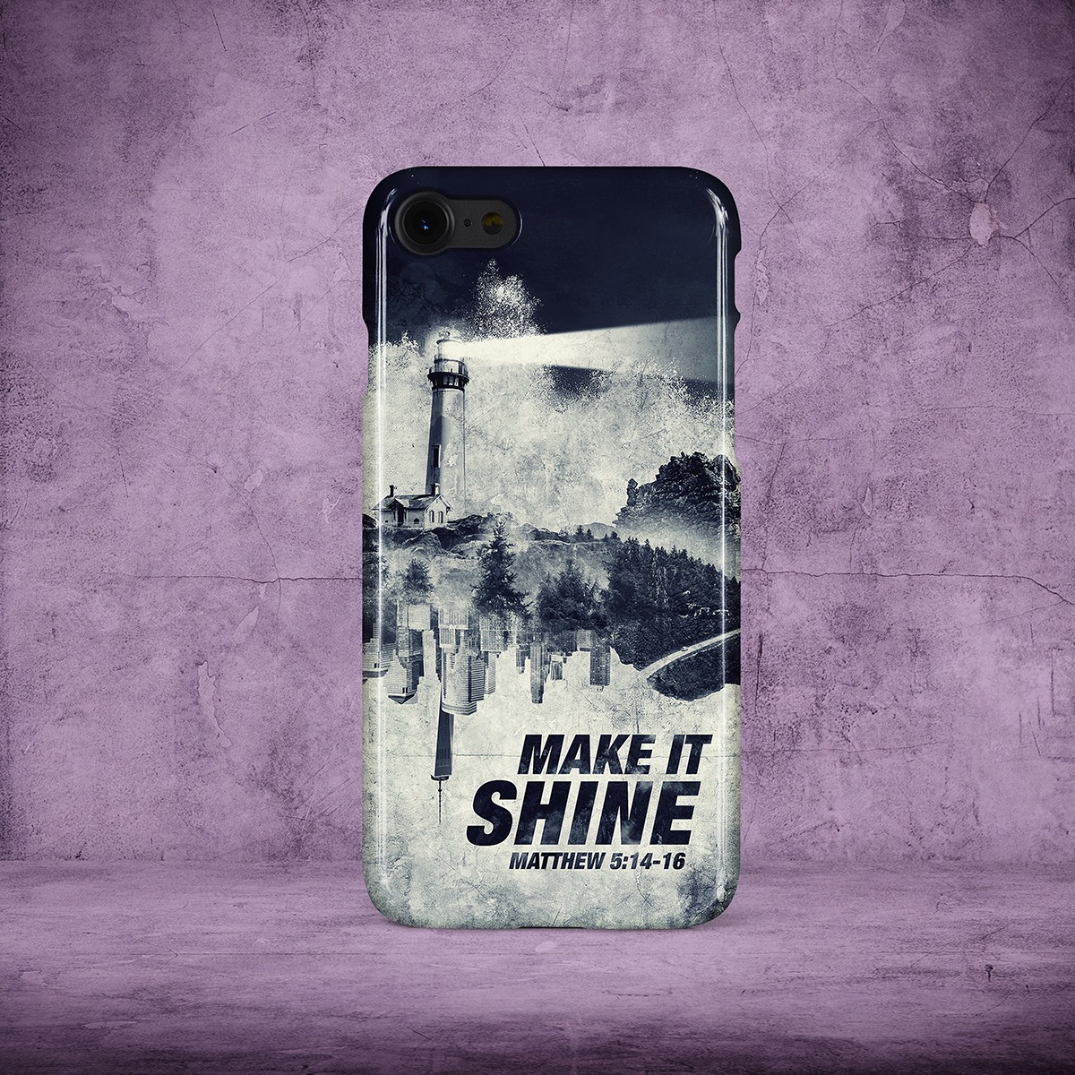 "Phone Case ""Make It"" Series"
